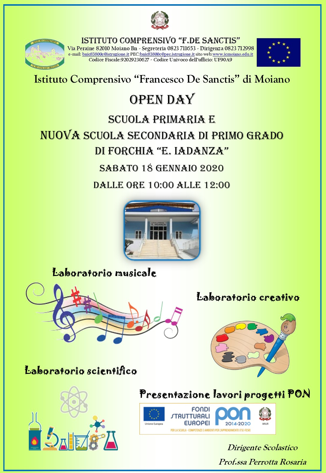 Open Day Forchia